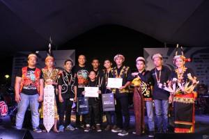 UKM Band Harumkan Unmul di Kancah Nasional