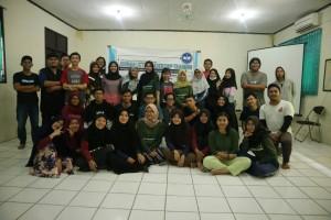 Akhir Pekan Ceria dengan Journalistic Leadership Training