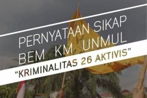 Demonstrasi Bukan Polusi, Stop Kriminalisasi