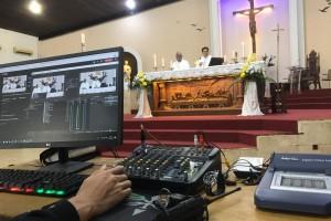 Paskah 2020: Kerja Kreatif di Balik Live Streaming Ibadah