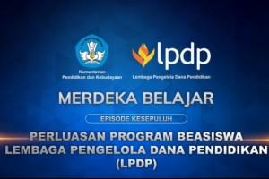 Segera Hadir, Beasiswa LPDP Dukung Empat Program Kampus Merdeka