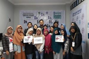 Sosialisasi Relawan KPU, Mengenalkan dan Membangun Atensi Pemilu