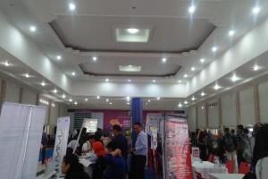 Career and Company Expo 2019 Hadirkan Tamu Kepolisian Republik Indonesia