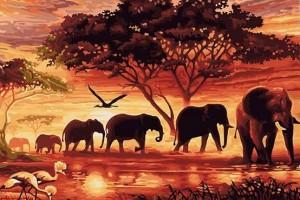 Gajah Mati Meninggalkan Gading, Manusia Mati Tinggalkan Global Warming